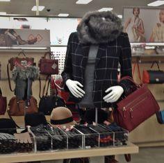 Fall Fashion, Faux Fur, Merona, Target