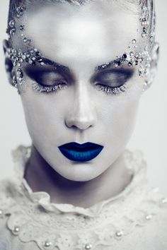 Siyana Kasabova – Princess of December • Dark Beauty Magazine