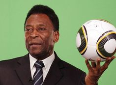 The day Pele played in the Dominican Republic...