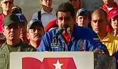 ¡El Chiste! Maduro implantará visado a los estadounidenses que ingresen a Venezuela (+Video) - http://www.notiexpresscolor.com/2017/08/04/el-chiste-maduro-implantara-visado-a-los-estadounidenses-que-ingresen-a-venezuela-video/