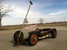 My ragon (rat wagon)