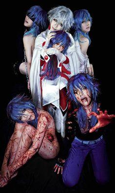 BAD END - MioNE(姬) Aoba Segaraki Cosplay Photo - WorldCosplay