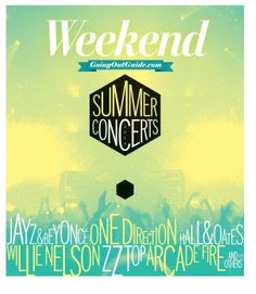 The Summer Concert Guide 2014: 33 D.C. area shows to see this season