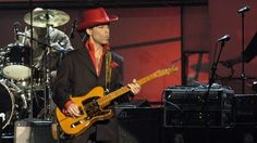 Prince, Tom Petty, Steve Winwood, Jeff Lynne and others performed the song at the 2004 Rock Hall of Fame induction ceremony