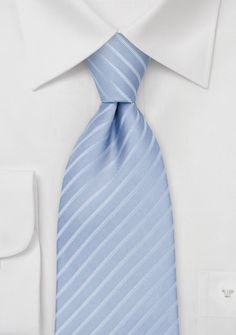Krawatte Hellblau Streifen Rose Quartz Serenity, Style Lounge, Himmelblau, Elegant, Shirts, Binder, Inspiration, Dresses, Fashion