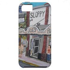 Sloppy Joe's Key West iPhone Case