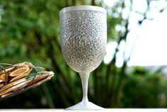 Vintage Aluminum Goblet Antique Cup Retro by SlawekTreasures