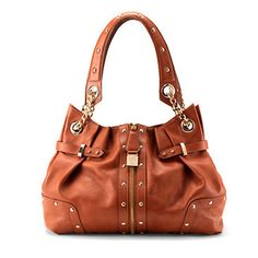 Small Biker Bag in Smooth Tan - Aspinal of London
