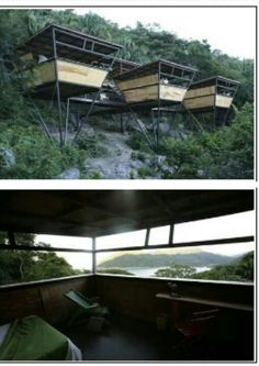 Jungle Hotel in Mexico  V-Houses, an amazing jungle retreat near the fishing village of Yelapa in tropical Mexico.