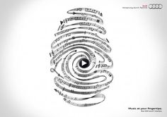 MUSIC - Audi Print Ad