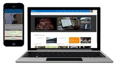 Office 365 Video Upload, share, and play back video messages throughout your company