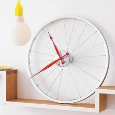 27 idées créatives pour réutiliser les pièces détachées de vélo