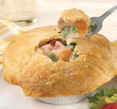Boston Market Copycat Recipes: Chicken Pot Pie