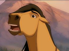 Disney Pixar, Disney Characters, Fictional Characters, Spirit And Rain, Dreamworks, Mustang, Pikachu, Animation, Sky