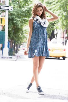 #babydoll #dress #delias