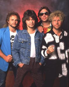 """Sammy Hagar says a Van Halen reunion tour with David Lee Roth and Michael Anthony would give fans """"one of the greatest rock setlists of all time"""" Alex Van Halen, Eddie Van Halen, Van Halen 2, Rock N Roll, Van Hagar, Sammy Hagar, David Lee Roth, The Jam Band, Today In History"""