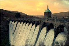 De 10 Mooiste Plekken op Aarde: Craig Goch Dam, Elan Valley, Schotland