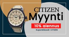 Buy Citizen Watches for Mens and Womens at 10% Off, Use Coupon Code : CITIZEN, Hurry Up Guys...!!!