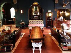 A Hotel Life » Palihouse - lobby lounge