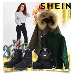"""""""SHEIN 1/3"""" by betty-boop23 ❤ liked on Polyvore featuring Sheinside and shein"""