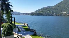 """The """"hidden"""" gem of Lake Como is now closed. Stay tuned for the official reopening date.  www.castadivaresort.com #LakeComo #Italy"""