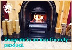 #EcoGrate is made of high quality cast iron and this #EcoProduct is popular in Ireland now.