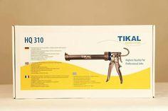 Πιστόλι χειρός της Tikal για την εφαρμογή υλικών συγκόλλησης. Συμβατό με όλα τα φυσίγγια 290-310ml. 2104611554 2104630676 6974065838 6972179416 www.theppsltd.thepps.eu  Η ΛΥΣΗ