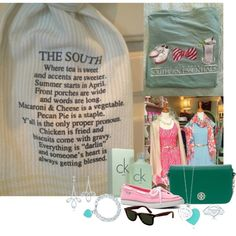 """Southern is Prep"" by gregory-joseph on Polyvore"