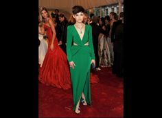 Ginnifer Goodwin 5/7/12 NYC MET BALL