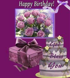 Super Birthday Greetings For Tita Ideas Birthday Qoutes, Birthday Wishes Cake, Happy Birthday Flower, Birthday Cheers, Birthday Blessings, Happy Birthday Pictures, Colorful Birthday, Happy Birthday Messages, Happy Birthday Greetings