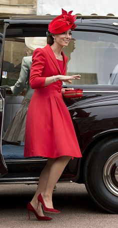Kate Middleton just recycled a look from her Canada tour in 2011