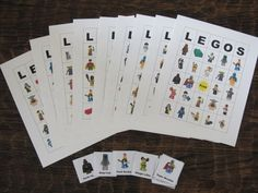Free printable Lego bingo is a fun game for a Lego birthday party activity or kid's playdate. Easy game for kids who love playing with Legos.