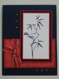 Asian Bird by Nascar09 - Cards and Paper Crafts at Splitcoaststampers