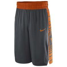 Nike Hyper Elite Authentic Road Short 13 - Men's - Basketball - Clothing - Texas Longhorns - Black
