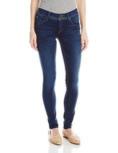 Hudson Women's Collin Midrise Skinny Jean
