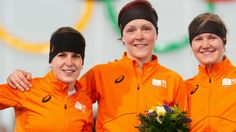 Vnewsus.blogspot.com: Sochi : Dutch speedskaters 'on fire' in Sochi