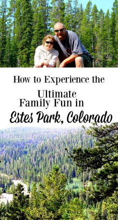 Plan the ultimate family adventure in Estes Park Colorado. Go on an excursion like no other and take in the beautiful sights of Estes Park from an ATV.  #ad #Travel #Colorado