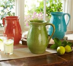 ceramic pitchers - Google Search
