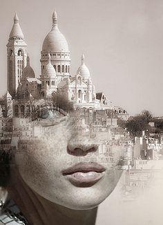 Eine schöne Serie von surrealen Zusammenstellungen von beidem: Portrait- und Landschaftsfotografie. Der aus Spanien kommenden Künstler Antonio Mora (aka mylovt) sucht in Online-Datenbanken nach Bildern aus genannten Bereichen, die er im Anschluss zu geschickten Pairings kombiniert. Im oberen Bereich seiner Bilder sehen wir Wasserfälle, urbane Landschaften oder Aufnahmen aus der Wüste, die im unteren Bereich des Bilder mit möglichst passenden... Weiterlesen
