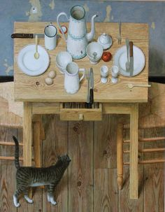 Wintertentoonstelling & Realisme 2015 - Galerie Mokum