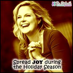 Let's finish this season spreading JOY, not drama. Dr. Stephanie has some great tips. Read here: http://bit.ly/2iiD9RK #holidayseason #RelationshipRepair