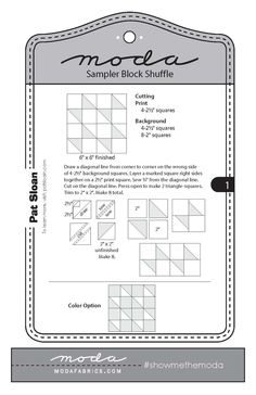 Block of the Month Programs - Adel Quilting & Dry Goods Co.