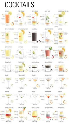 how to make 30 classic cocktails an illustrated guide