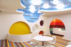 Take a Kaleidoscopic Look Inside the World's Trippiest Daycare
