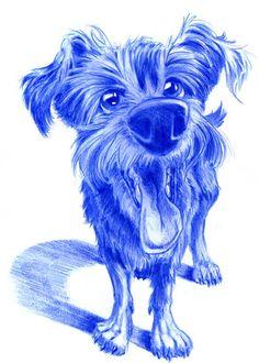 Animal Caricatures No. 27 by SuperStinkWarrior on deviantART