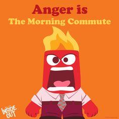 Time to scream that curse word I know…$&@#! Disney Diy, Cute Disney, Disney Parks, Disney Pixar, Disney Inside Out, Mindy Kaling, Walt Disney Animation Studios, Doa, Movie Quotes