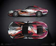 Design concept #1 for Mercedes AMG GT for sale
