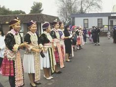 A Culture Within A Craft: Understanding Hmong Artwork - YouTube