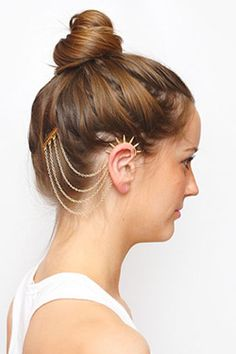 ear cuff - Google Search