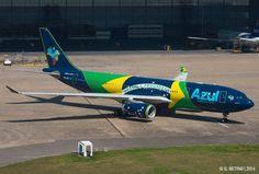 Decola hoje o primeiro voo internacional da #Azul, veja detalhes da operação.